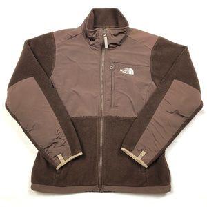 The North Face Denali Fleece Jacket Womens M Brown